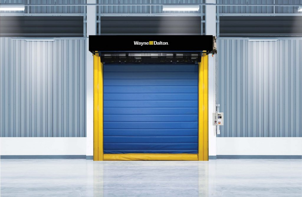 Model 887 Industrial Doors