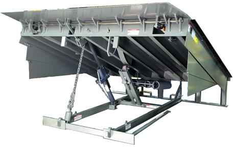 Mechanical Loading Dock Leveler